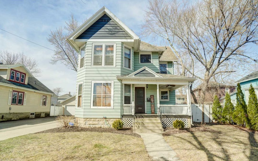 206 Lincoln St, Janesville, WI 53548