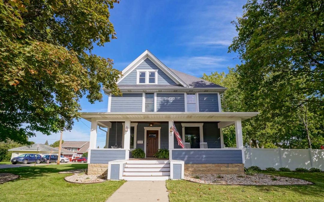 114 W Clarence St, Dodgeville, WI, 53533