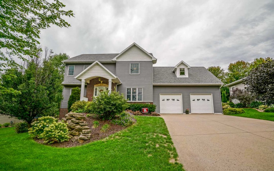 608 Lucky Trl, Mount Horeb, WI 53572